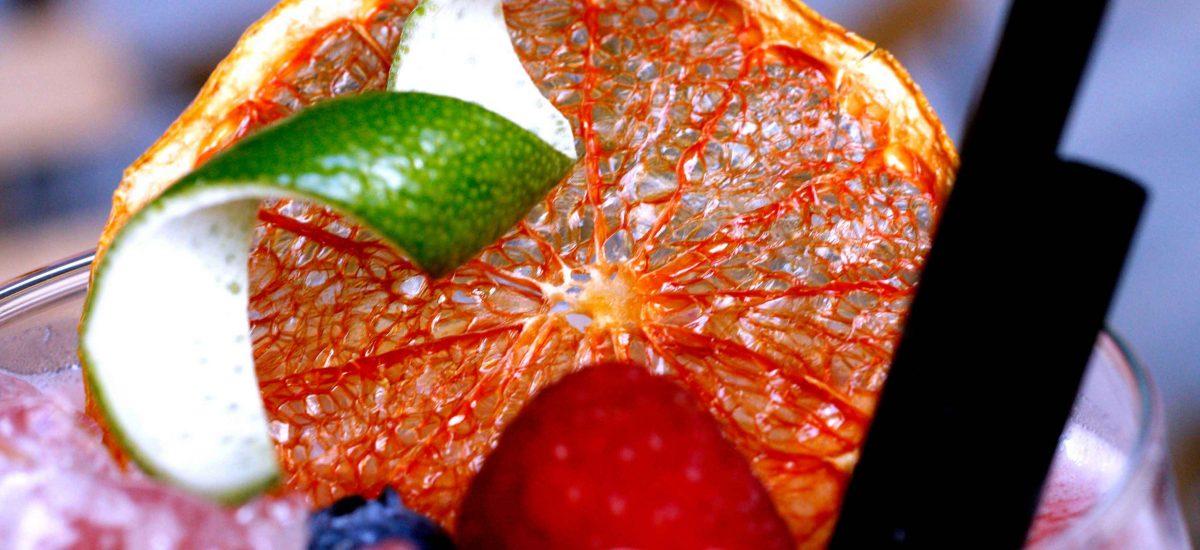 Cocktail fruit