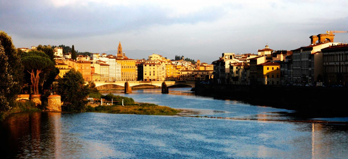 river Arno Firenze