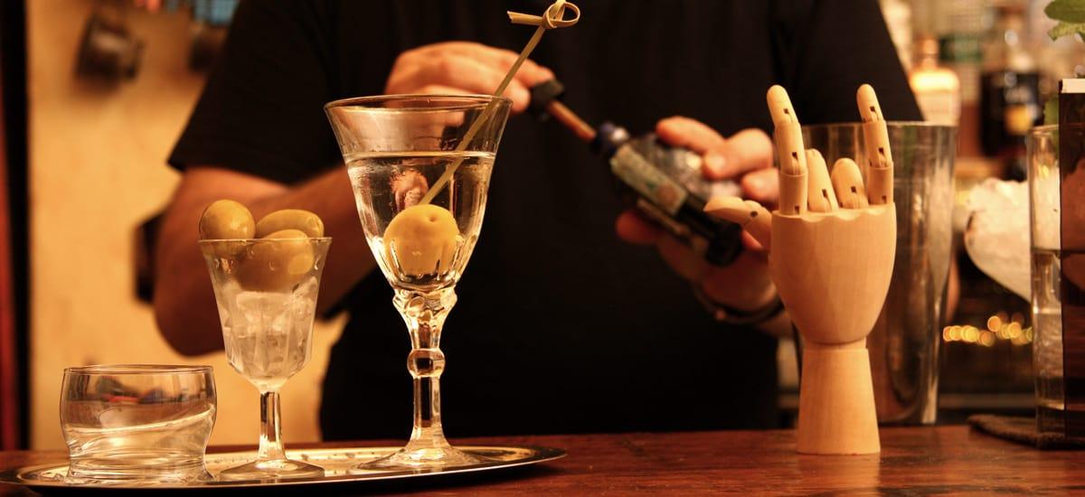 Cocktail bar a Firenze